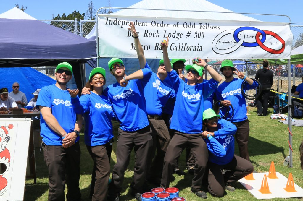Morro Bay Odd Fellows Special Olympics 2019 Cuesta College